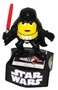 M&M's Yellow Darth Vader Star Wars Coin Bank