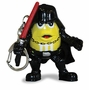 M&M's Yellow Darth Vader Star Wars Light Up Keychain