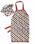 M&M's Youth Kitchen Apron and Chef's Hat