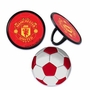 Manchester United Cupcake Rings 12 Pack