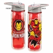 Marvel Iron Man 18oz Tritan Water Bottle