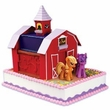 My Little Pony Step Above Cake Topper Set