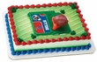 NFL Buffalo Bills Football & Tee Cake Topper Set