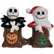 Nightmare Before Christmas Holiday Jacks Salt and Pepper Shakers