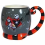 Nightmare Before Christmas Jack and Sally 16oz Mug