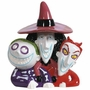 Nightmare Before Christmas Lock, Shock and Barrel Cookie Jar