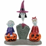 Nightmare Before Christmas Lock, Shock & Barrel Salt and Pepper Shakers