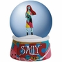 Nightmare Before Christmas Sally Waterglobe