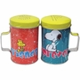 Peanuts Friends Forever Tin Salt & Pepper Shakers
