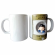 Peanuts Lucy Spinner Ceramic Coffee Mug