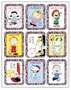 Peanuts Motivational Giant Stickers 36 Pack