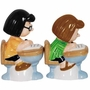 Peanuts Peppermint Patty & Marcie Salt and Pepper Shakers