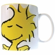 Peanuts White Woodstock Face 14oz Mug
