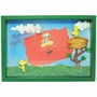 Peanuts Woodstock Marching Shadow Box Picture Frame