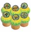 Skylanders Swap Force Cupcake Rings 12 Pack