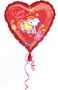 "Snoopy I Love You 18"" Foil Balloon"