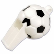 Soccer Whistle Cupcake Toppers 24 Pack