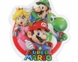 Super Mario Gang Plaque Cake Topper