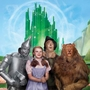 The Wizard of Oz Four Friends Canvas Wall Art