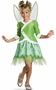 Tinker Bell Deluxe Girls Costume