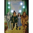 Wizard of Oz 12x16 Lighted Canvas Wall Art