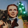 Wizard of Oz Dorothy 15x15 Lighted Canvas Wall Art