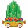 Wizard of Oz Emerald City Magnetic Birthday Train Age 8