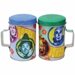 Wizard of Oz Four Friends Tin Salt & Pepper Shakers