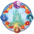 Wizard of Oz Four Friends Wall Clock