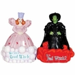Wizard of Oz Good Witch Bad Witch Salt and Pepper Shakers