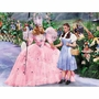 Wizard of Oz Munchkinland Canvas Wall Art