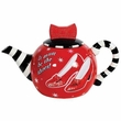 Wizard of Oz Ruby Slippers 35oz Teapot