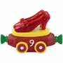 Wizard of Oz Ruby Slippers Magnetic Birthday Train Age 9
