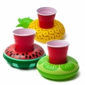 Fruit Drink Holder Boats - 3 Pack