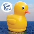 Giant Inflatable Rubber Duckie