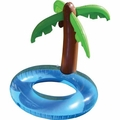 Giant Island Pool Float
