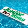 Giant Junior Mints Pool Float