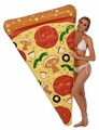 Jumbo Pizza Slice Pool Float