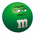 M&M Stress Ball - Green