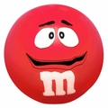 M&M Stress Ball - Red