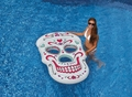 Sugar Skull Pool Float