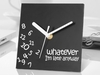 Whatever Desktop Clock
