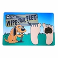 Wipe Your Feet Door Mat