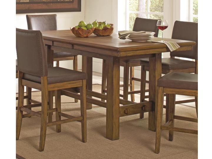Counter Height Rustic Dining Sets : modern 5 PC counter height dining room table stools Manassas VA ...