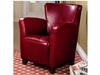 Accent Seating Upholstered High Back Chair