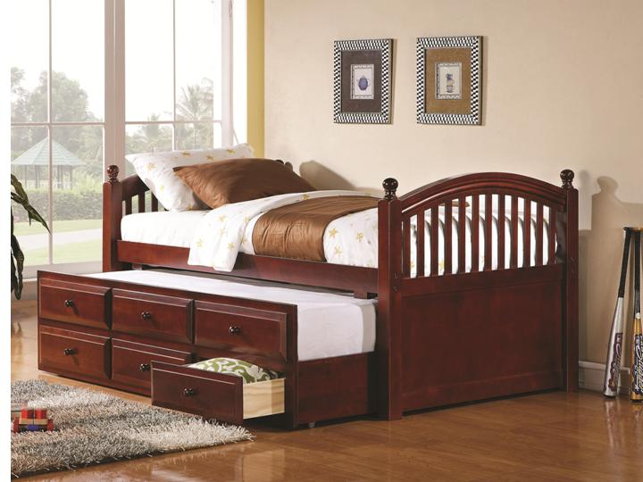 With Trundle Bed Youth Bedroom Set Alexandria VA Furniture Stores
