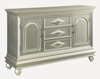 Contemporary Accent Cabinet # 950633