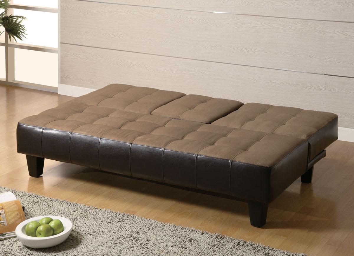 contemporary futon sofa bed  roselawnlutheran - contemporary coaster futon  convertible sofa bed