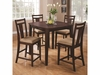 Counter height tables, stools, sets, chairs, swivel chairs
