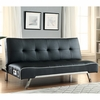 Futons Sofa Bed with Built-In Bluetooth Speakers